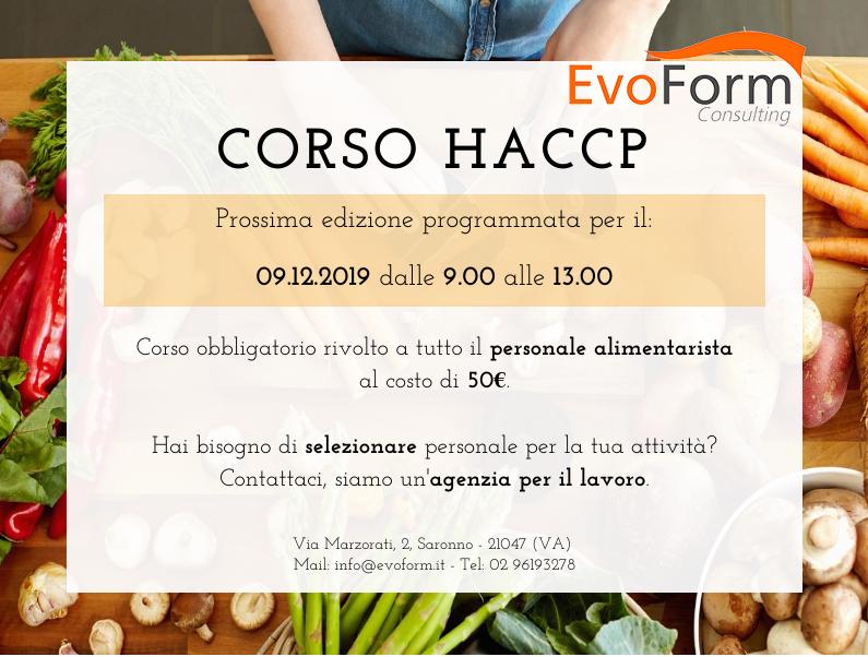 HACCP @ EvoForm Consulting