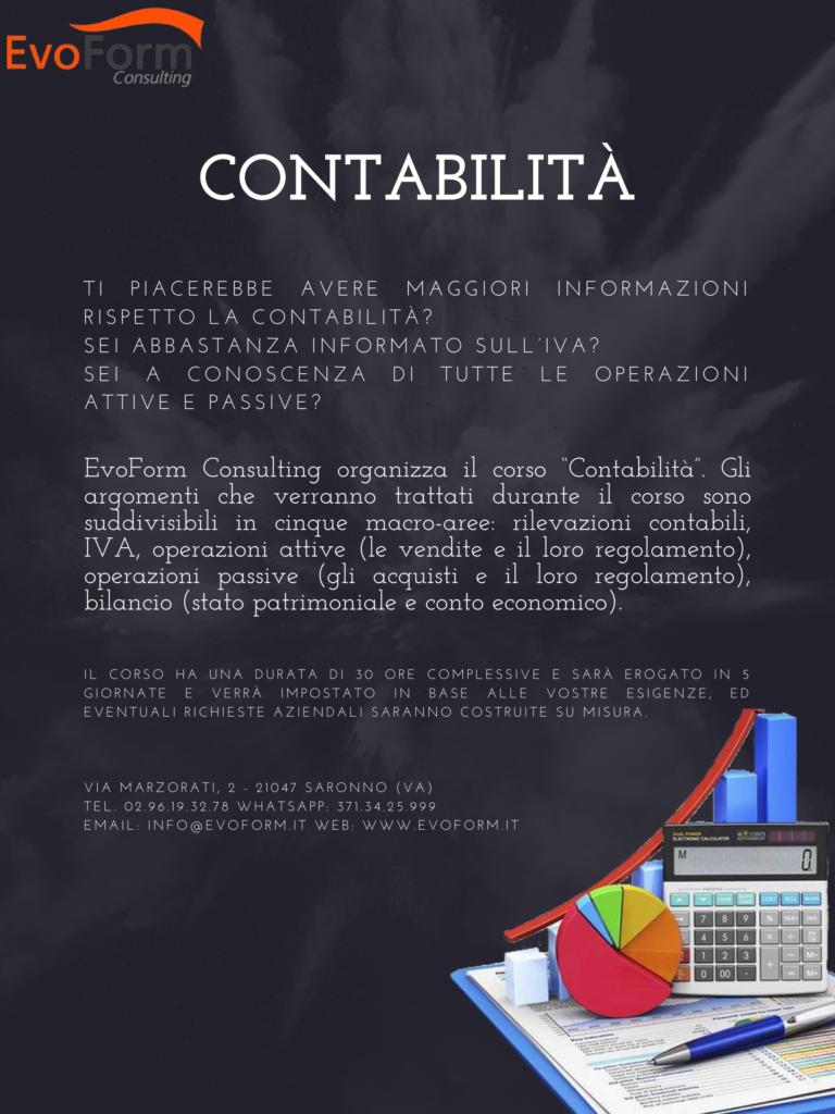 Contabilità @ Milano