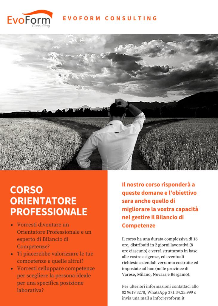 Orientatore Professionale @ Varese