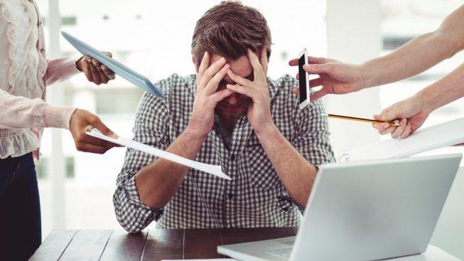 Valutazione stress lavoro-correlato