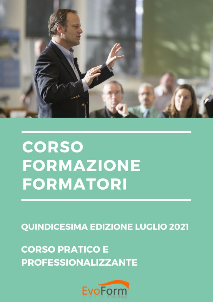 """Corso """"Formazione Formatori"""""""